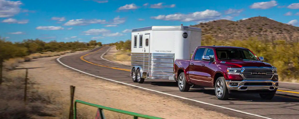 Ram Towing Capacity >> 2019 Ram 1500 Towing Capacity How Much Can A Ram 1500 Tow
