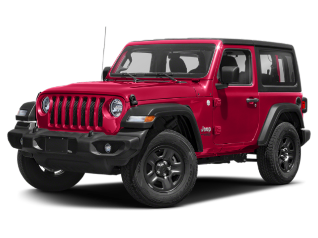 2019 Jeep Wrangler Comparison Image