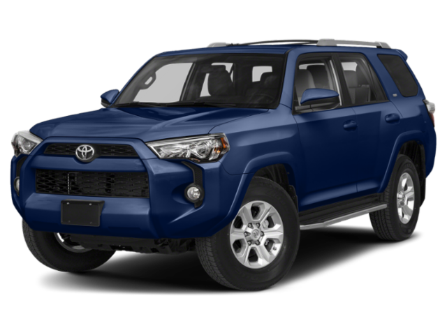 2019 Toyota 4Runner Comparison Image