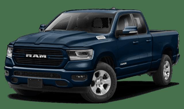 2019 RAM 1500 Comparison Image