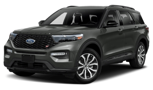 2020 Ford Explorer Comparison Image