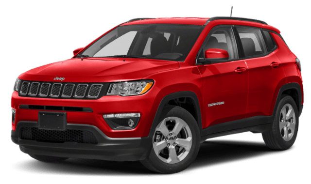 2020 Jeep Compass Comparison Image