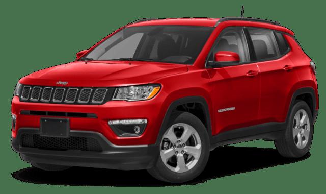 2020 Jeep Compass Comparison Image