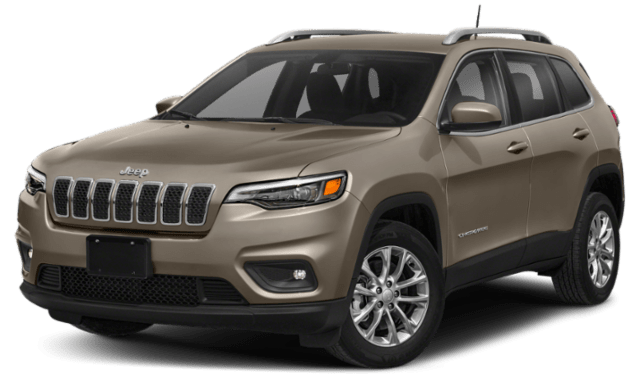 2020 Jeep Cherokee Comparison Image