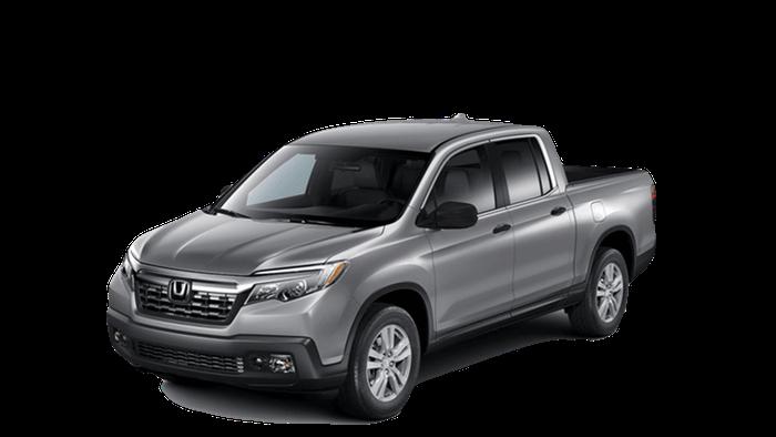 2019 Honda Ridgeline white background