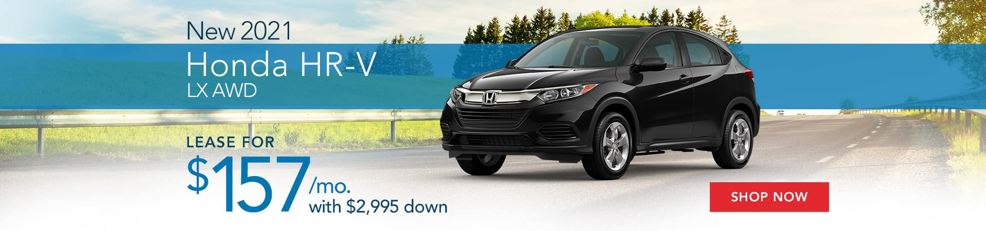 BHO_1920x450_New 2021 Honda HR-V LX AWD __04'21