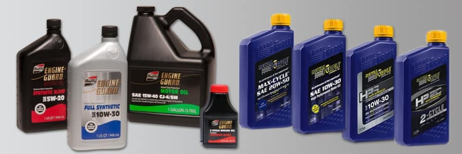 Oil & Lubricant Products
