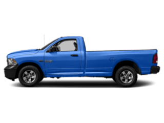 Ram 1500 Classic 2019 sideview