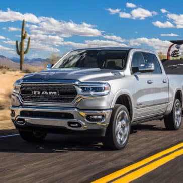 2019 All New Ram 1500 Towing