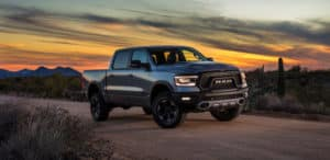 2019 All New Ram 1500 At Dusk