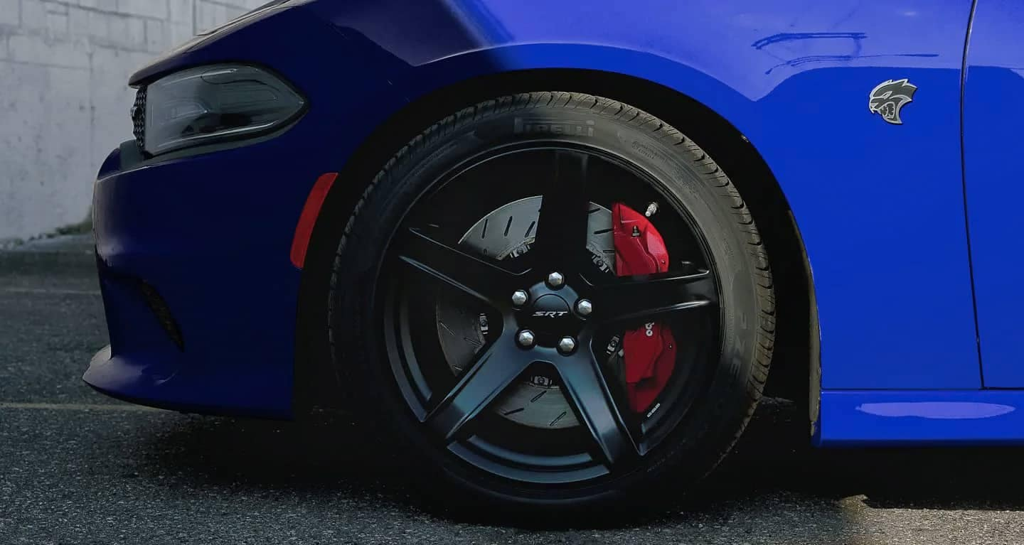 2019 Dodge Charger Wheel