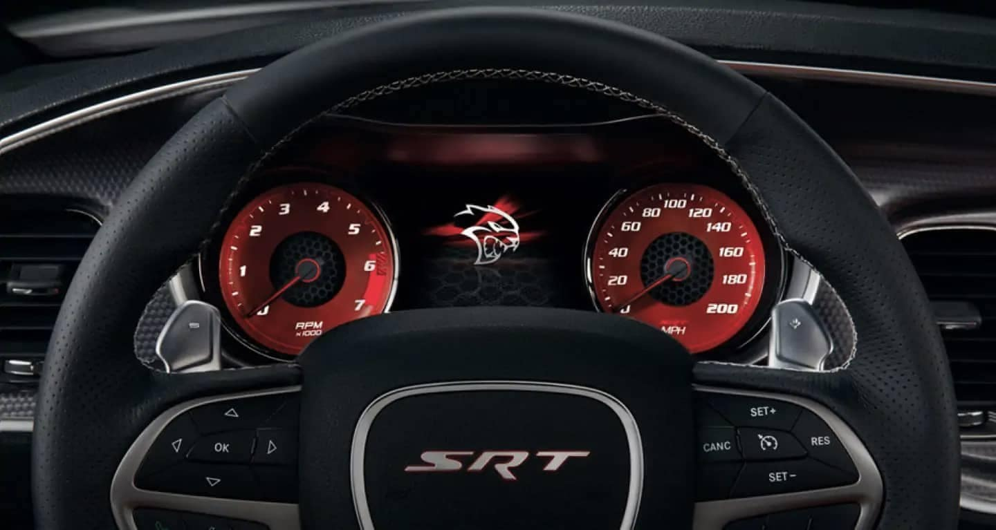 2019 Dodge Charger Features
