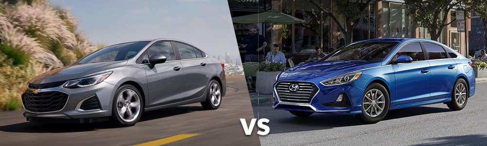 2019 Chevy Cruze vs  2019 Hyundai Sonata | Betley Chevrolet