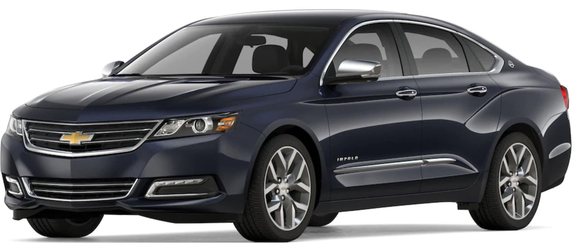 2018 Chevy Impala Premier: Best Standard Features