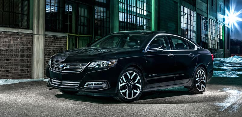 2019 Chevy Impala