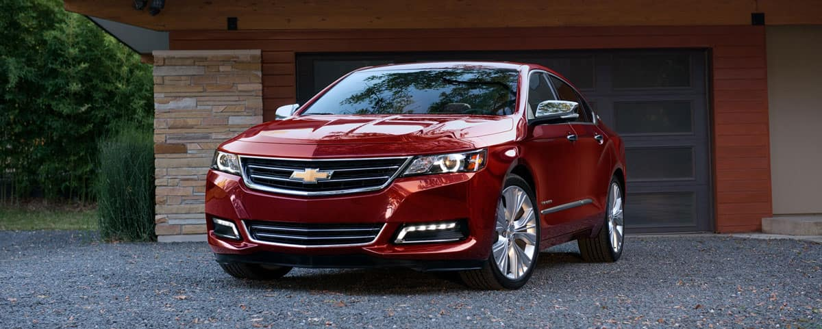 2019 Chevy Impala NH