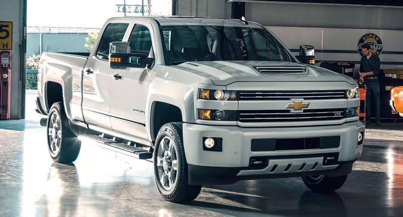 2020 Chevy Silverado 2500HD LTZ