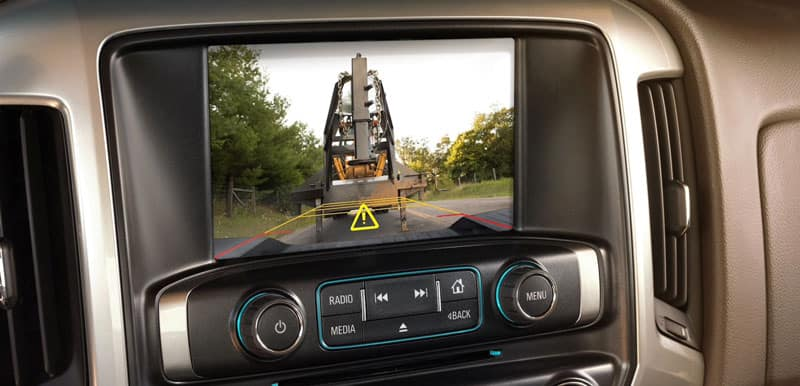 2020 Chevy Silverado 2500HD Trailer Camera