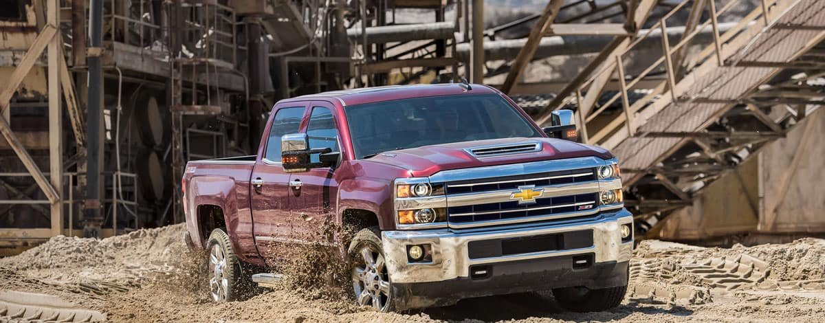 2020 Chevy Silverado 2500HD