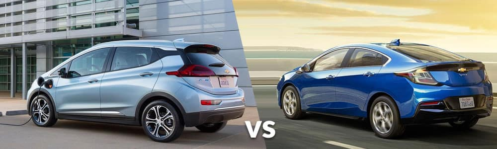 Chevy Bolt vs. Chevy Volt: Which is Right for You?