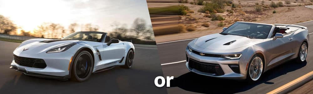 Corvette or Camaro: Which is Right for You?