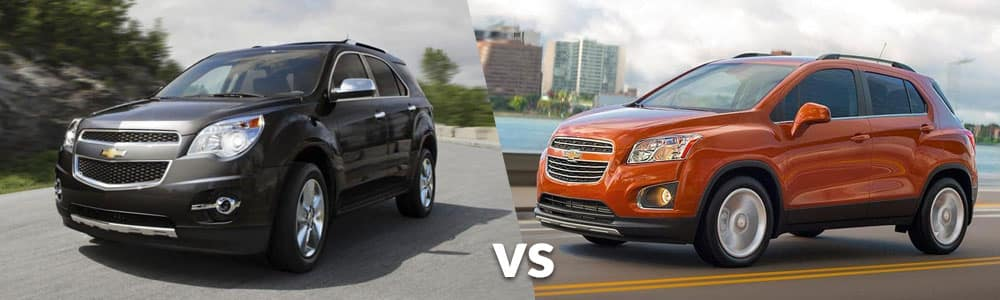 Used Chevy Trax or Equinox: Which is Right For You?