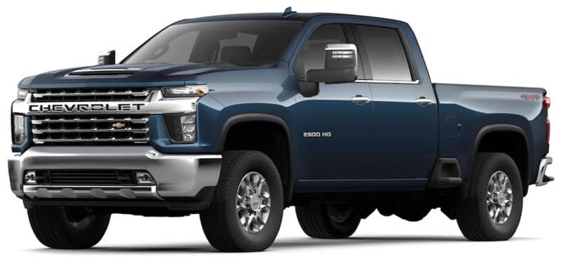 2020 Chevy Silverado HD NH