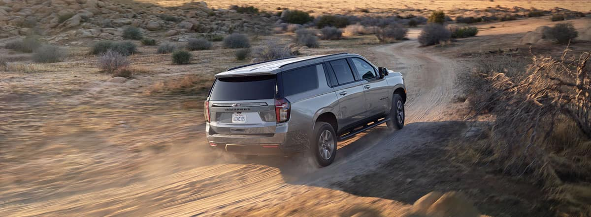 New Tail Lights on the Tahoe and Suburban for 2021