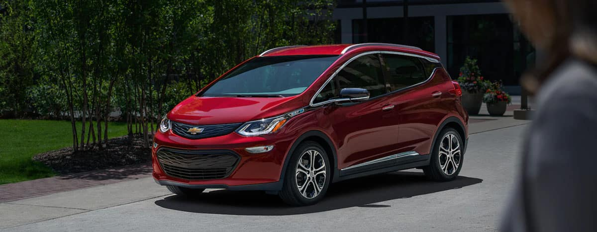 2021 chevy bolt