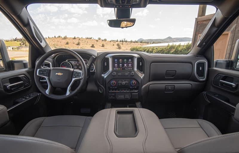 2021 Chevy Silverado HD