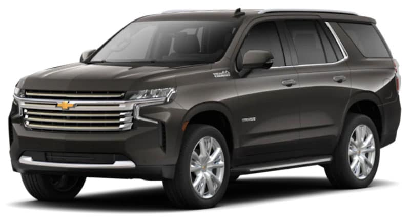 2021 Chevy Tahoes Trims and Packages