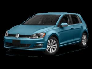 VW Golf model