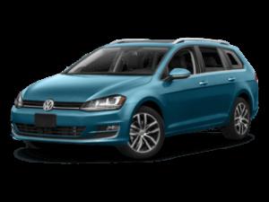 VW Golf Sportwagen model