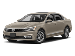 VW Passat model