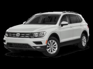 VW Tiguan model