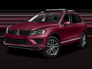VW Touareg model
