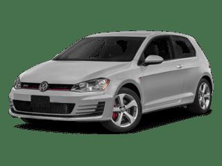 VW Golf GTI model