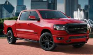 2020 RAM 1500 Night edition Truck