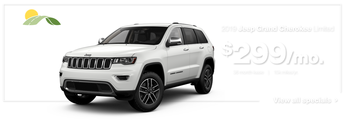 2019 Grand Cherokee Limited