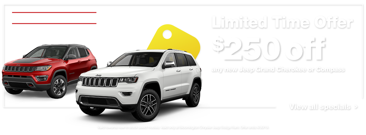 $250 Discount on select inventory