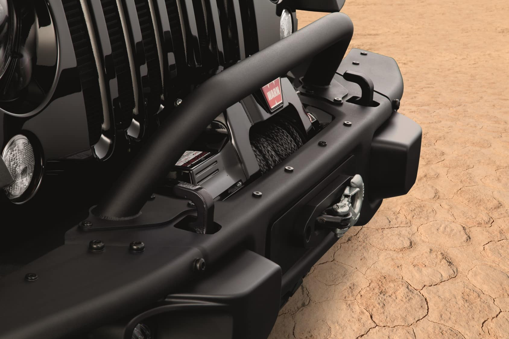 Jeep Accessories - Winches