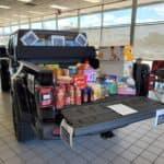 Bloomington CJD Food Drive