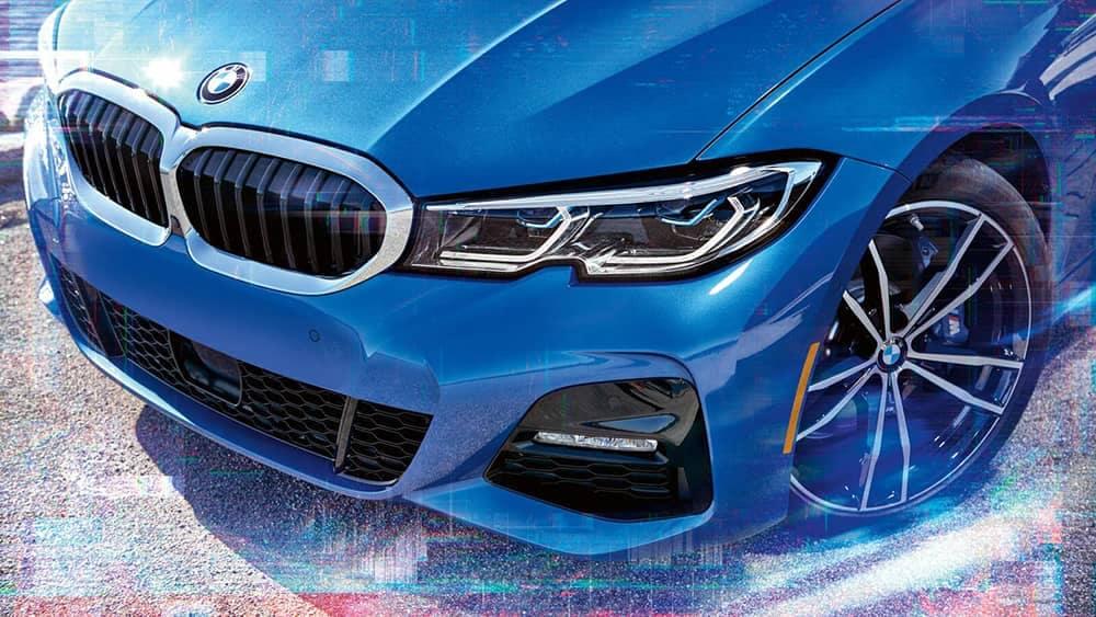 2020 BMW 3 Series Grill