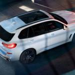 2020 BMW X5, White Exterior