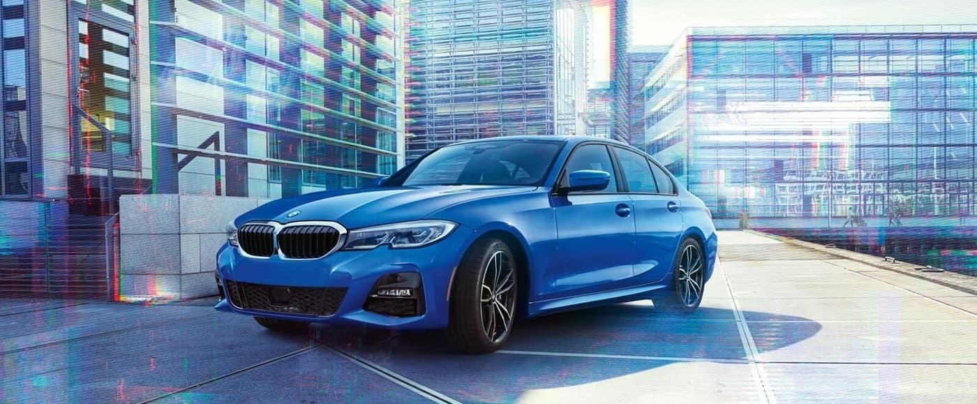 2020 BMW 3 Series, Blue Exterior