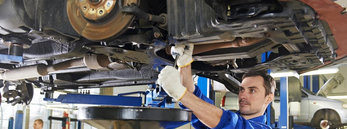 Mechanic Lifting Truck