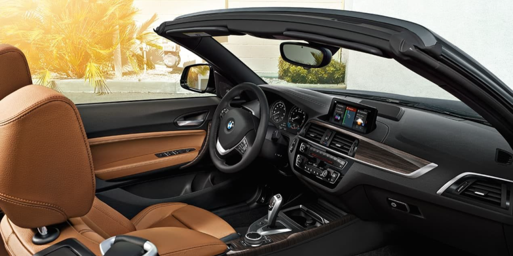 2021 Bmw 2 Series Interior Features Dimensions Bmw Fresno