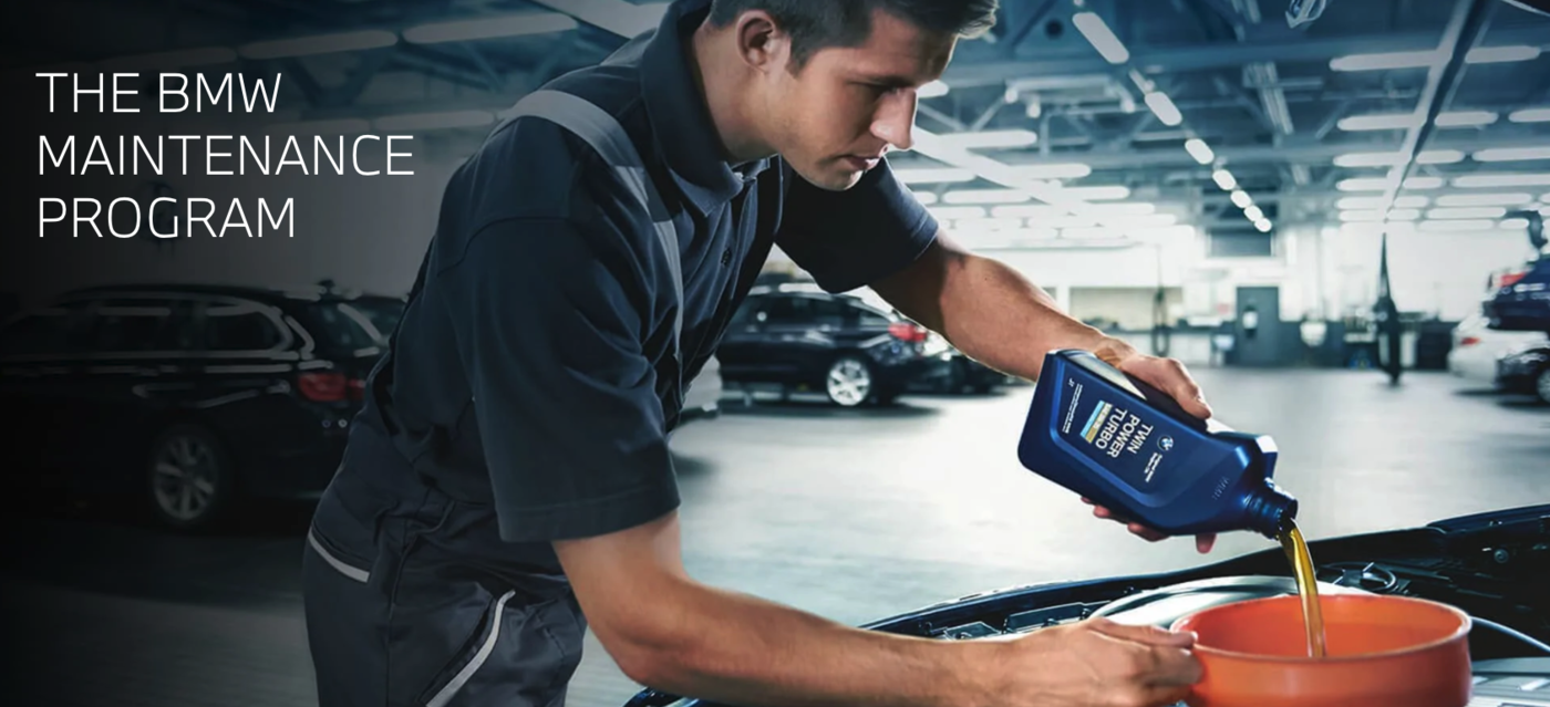 BMW Ultimate Care, New Vehicle Warranty Info