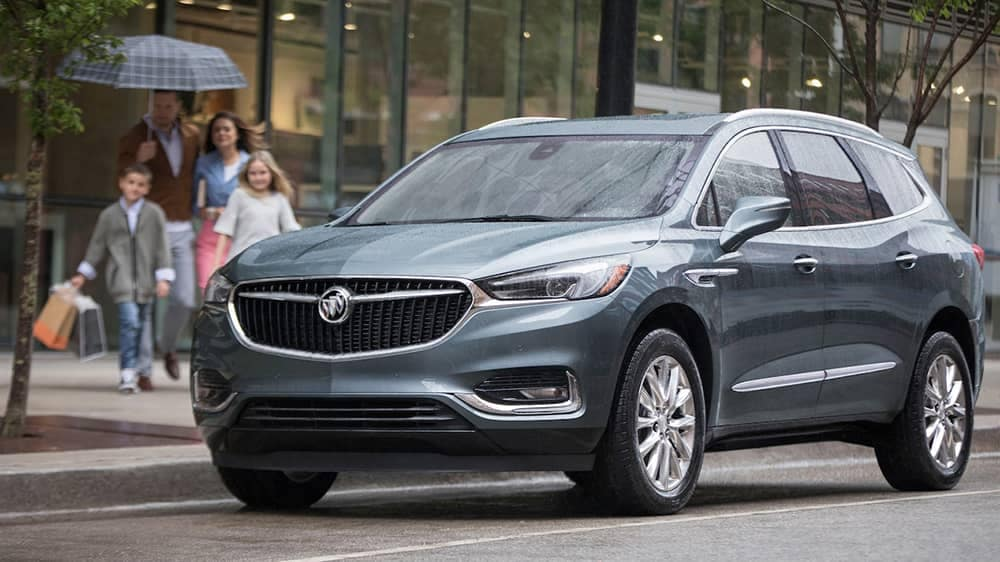 2019 Buick Enclave Parked