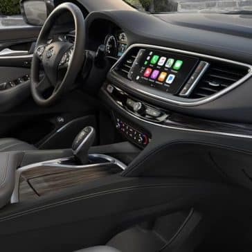 2019 Buick Enclave Cabin